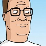 Hank Hill King of the Hill characters