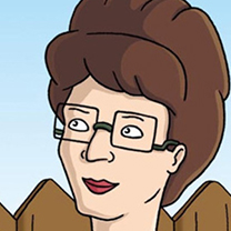 Peggy Hill King of the Hill characters
