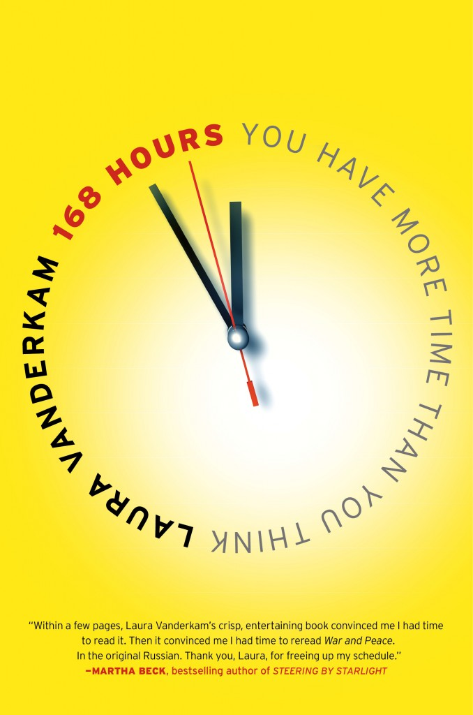 168 Hours by Lisa Vanderkam